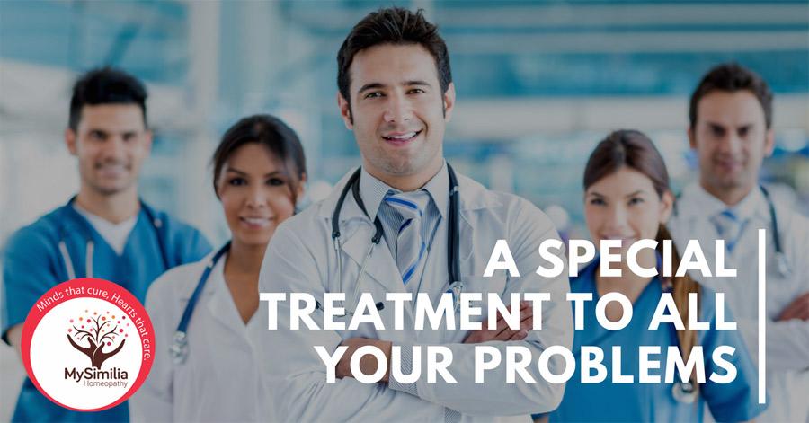 Treatment to chronic diseases